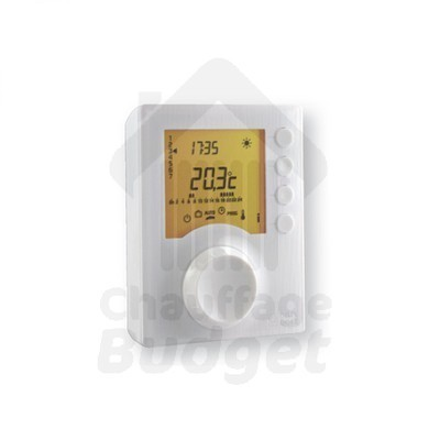 Thermostat d 39 ambiance programmable filaire tybox 117 - Thermostat d ambiance programmable filaire ...