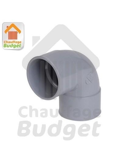PVC coude 90° Femelle Femelle