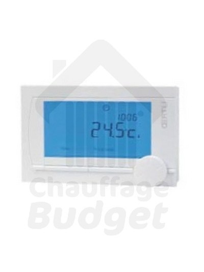 Thermostat d'ambiance communicant filaire Oertli RS200