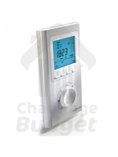 Thermostat d'ambiance programmable filaire Viessmann