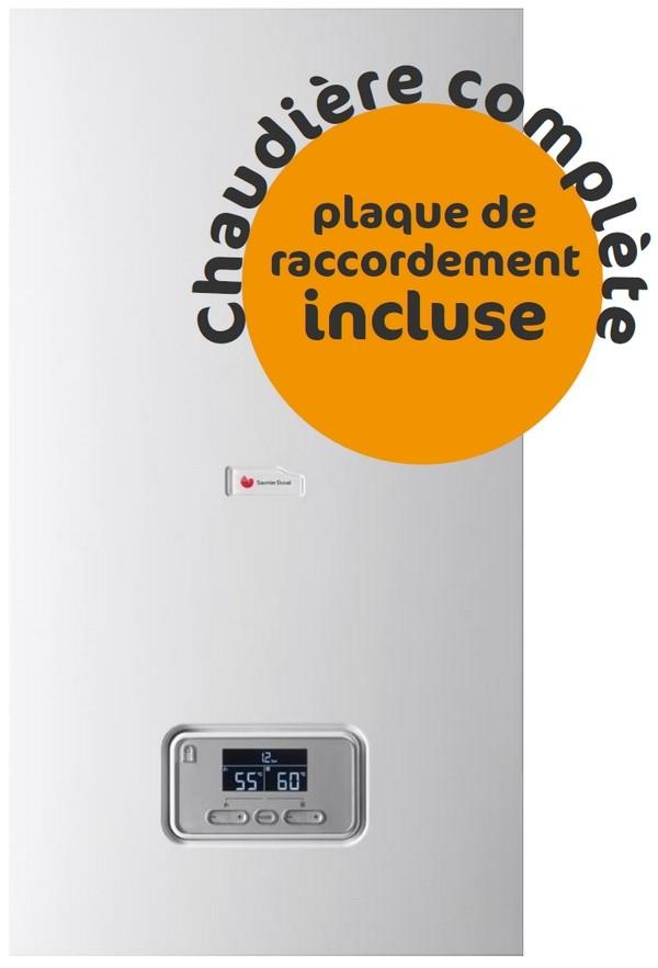 Chaudière gaz basse température Saunier Duval ThemaFast VMC