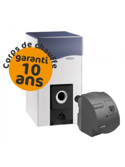 Chaudière fioul Saint Roch Ultra PF avec bruleur Oertli groupe Dedietrich - Garanti 10ans