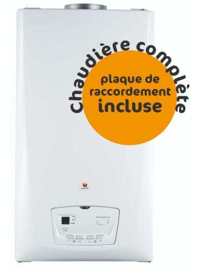 Chaudière Gaz Saunier Duval Thema Classic C25E - Complète