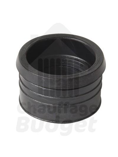 Réduction étanche elastomère pour PVC40