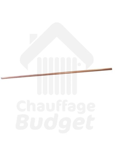 Tuyaux cuivre écrouit Ø16 (1m)