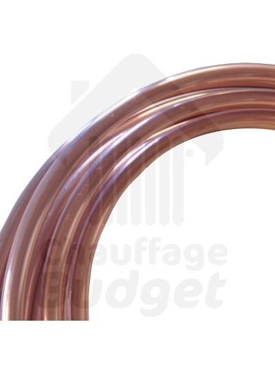 Tube cuivre recuit Ø12 (le m)