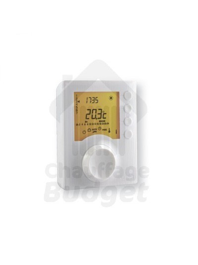 Thermostat d'ambiance programmable filaire Tybox 117